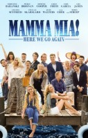 Mamma Mia! Here We Go Again (PG-13)