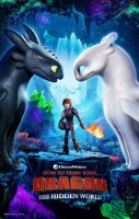 How to Train Your Dragon: The Hidden World -in 2D (PG)