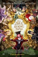 Alice Through The Looking Glass (PG) -in 2D
