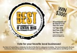 Best Of Central Mass – 2016
