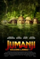 Jumanji: Welcome to the Jungle (In 2D) (PG-13)