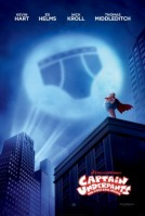 Captain Underpants: The First Epic Movie -in 2D (PG)