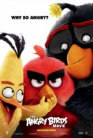 The Angry Birds Movie -in 2D  (PG)