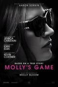 Molly's Game (R)