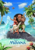 Moana -in 2D (PG)