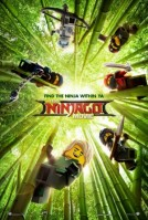 The Lego Ninjago Movie -in 2D (PG)
