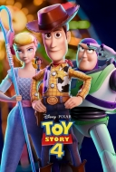 Toy Story 4 -in 2D (G)